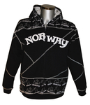 Norwegensweatjacke Gr. XL