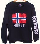 Norwegisches Sweatshirt Gr  L