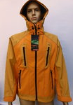 Softshell Jacke orange Gr. M