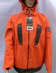 Softshell Jacke orange Gr. XXL