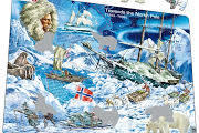 norwegisches  Wikingerpuzzle Northpole