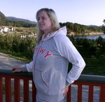 Norwegensweatjacke Gr. L
